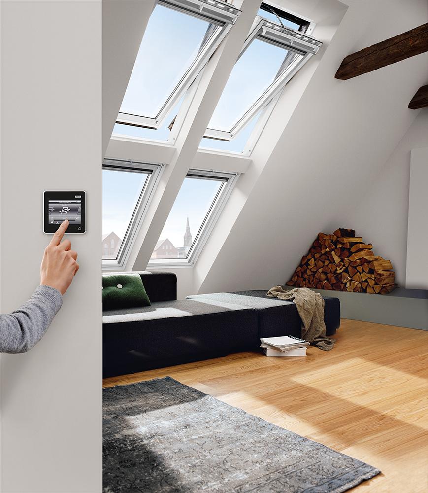 dachfl chenfenster k lle. Black Bedroom Furniture Sets. Home Design Ideas